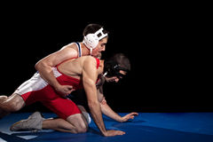 Wrestling Stock Photography