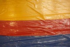 Wrestling Mat. Tatami carpet Greco-Roman ring. Background Wrestling Mat. Tatami carpet Greco-Roman ring Stock Photo