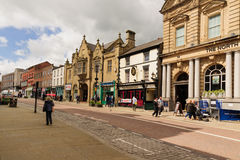 Wrexham Wales Stock Fotografie