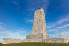 Wright brothers memorial Stock Photos