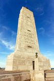 Wright brothers memorial Royalty Free Stock Photo