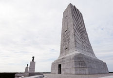 Wright Brothers Memorial Outer Banks OBX NC USA Stock Images