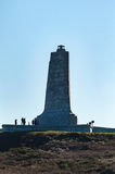 Wright Brothers Monument Royalty Free Stock Photography