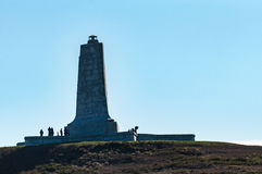 Wright Brothers Monument Stock Photos