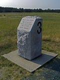 Wright Brothers National Memorial em montes do diabo da matança, 2008 foto de stock