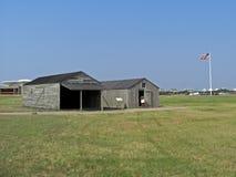 Wright Brothers National Memorial en colinas del diablo de la matanza, 2008 Fotos de archivo