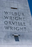 Wright Brothers National Memorial in Kitty Hawk North Carolina Stock Photography