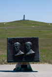Wright Brothers National Memorial in Kitty Hawk North Carolina Stock Images