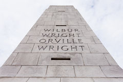 Wright Brothers National Memorial Outer Banks NC Royalty Free Stock Images