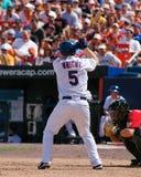 Δαβίδ Wright, New York Mets Στοκ Εικόνες