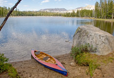 Wrights Lake Royalty Free Stock Photo
