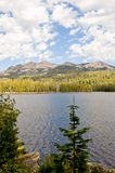 Wrights Lake landscape Royalty Free Stock Photography