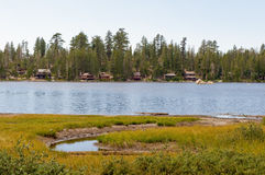 Wrights lake in Nevada Stock Images