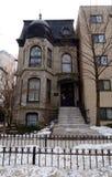 Wrightwood-Haus Lizenzfreies Stockfoto