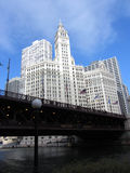Wrigley Building Royalty Free Stock Photos