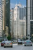 The Wrigley Building Stock Images