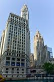 Wrigley Building - Chicago Stock Photos