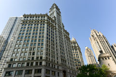 Wrigley Building - Chicago Stock Images
