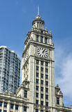 Wrigley Building - Chicago Royalty Free Stock Photography