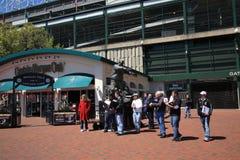 Wrigley coloca - Chicago Cubs Foto de Stock Royalty Free
