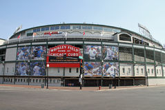 Wrigley Field Stock Images