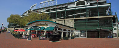Wrigley Field Stock Photography
