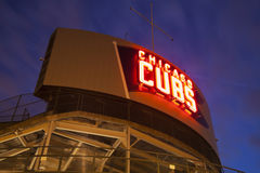 Wrigley Field Royalty Free Stock Images