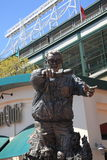 Wrigley Field - Chicago Cubs Stock Image