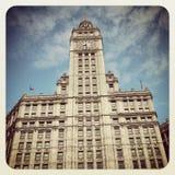 Wrigley-Gebäude Stockfoto
