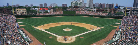 Wrigley mettent en place Images stock