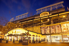 Wrigley mettent en place Image stock