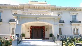 Wrigley Museum Pasadena Stock Foto's