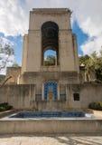 Wrigley ogródy botaniczni na Catalina wyspie i pomnik fotografia stock