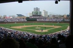 Wrigley stellen, Chicago auf Lizenzfreie Stockfotografie