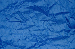 Wrinkle nylon sheet texture Royalty Free Stock Photo
