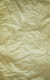Wrinkle recycle paper texture Royalty Free Stock Photography