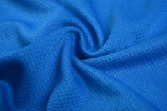 Wrinkled clothing fabric Royalty Free Stock Photos