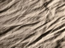 Wrinkled Fabric Stock Images