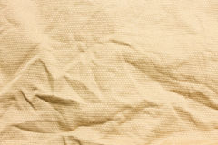 Wrinkled fabric Royalty Free Stock Images