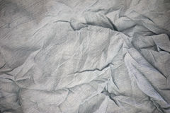 Wrinkled Fabric Texture background Royalty Free Stock Image