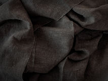 Wrinkled Fabric Texture Background Royalty Free Stock Photo