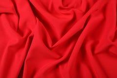 Wrinkled fabric tissue Stock Image