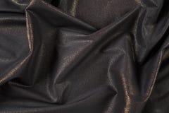 Wrinkled fabric tissue Stock Photo