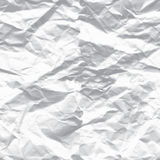 Wrinkled paper. Background abstract letter Royalty Free Stock Images
