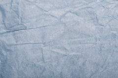 Wrinkled paper as a background Royalty Free Stock Image
