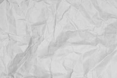 Wrinkled paper. Background Royalty Free Stock Photography