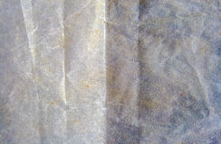 Wrinkled paper background with many details Royalty Free Stock Photo