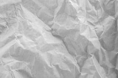 Wrinkled paper background Royalty Free Stock Image