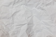 Wrinkled paper Stock Photography