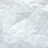 Wrinkled paper texture background Stock Photo